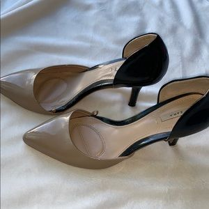 Zara Two-Toned Pumps